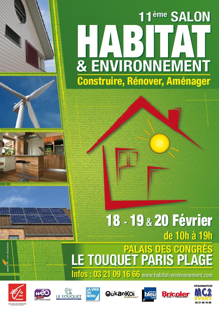 11 me salon de l 39 habitat et environnement for Salon de l habitat dunkerque