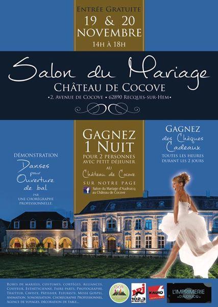 image illustrant salon du mariage daudruicq chateau de cocove - Chateau De Cocove Mariage