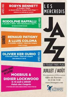 Les mercredi jazz au touquet le touquet paris plage - Office du tourisme le touquet paris plage ...