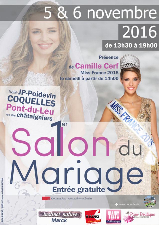 Salon du mariage coquelles - Salon du mariage biganos ...