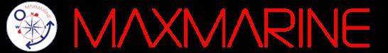 Logo représentant Max marine