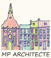 Logo représentant Mp architecte