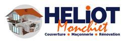 Logo représentant Sasu heliot monchiet bâtiment
