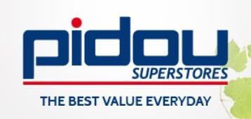 Logo repr�sentant Pidou superstores