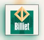 Logo représentant Billiet menuiserie