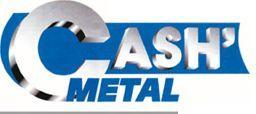 Logo représentant cashmetal