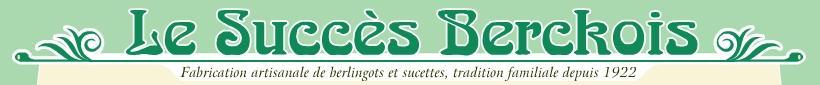 Logo représentant Le succes berckois
