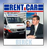 Logo représentant Rent a car