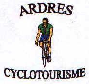 Logo repr�sentant Ardres cyclotourisme