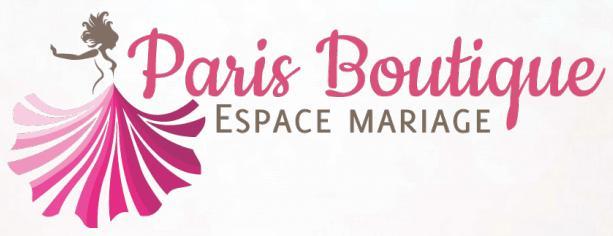 Logo représentant paris boutique