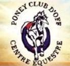 Logo repr�sentant Poney club centre equestre d'off