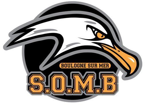 Logo repr�sentant somb - stade olympique maritime boulonnais