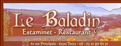 Logo représentant Le baladin