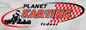 Logo repr�sentant Planet karting