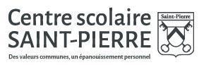 Logo représentant Centre scolaire saint pierre