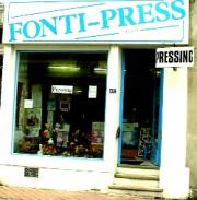 Logo représentant Fonti-press