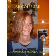 Logo représentant Ab coiffure