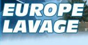 Logo représentant Europe lavage