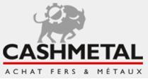 Logo représentant Cashmetal - revival