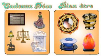 Logo repr�sentant Collections et cadeaux
