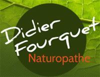 Logo représentant Didier fourquet naturopathe