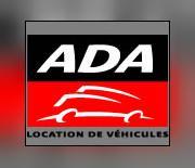 Logo représentant Ada location de vehicules