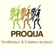 Logo représentant Café proqua