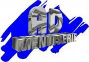 Logo représentant Ad menuiserie