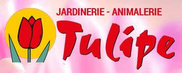 Logo représentant Jardinerie tulipe