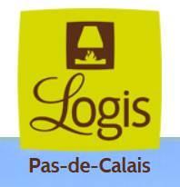 Logo repr�sentant Logis de france - pas de calais