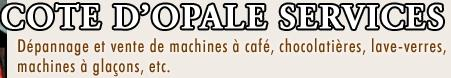 Logo représentant Cote d'opale services