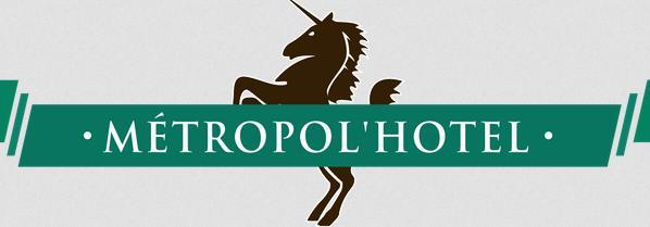 Logo représentant Métropol'hôtel
