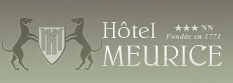 Logo représentant Hotel meurice