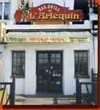 Logo représentant Arlequin (l')