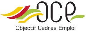 Logo repr�sentant objectif cadres emploi - oce