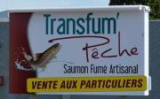 Logo représentant Transfum'pêche