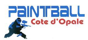 Logo repr�sentant C�te d'opale paintball