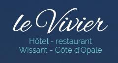 Logo représentant Hotel restaurant le vivier wissant