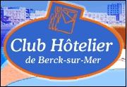Logo représentant Club hotelier de berck sur mer