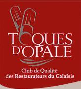 Logo repr�sentant Toques d'opale