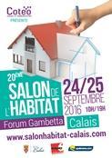 Logo représentant Salon de l'habitat de calais