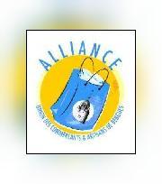 Logo représentant Alliance association des commercants et des artisans de bergues
