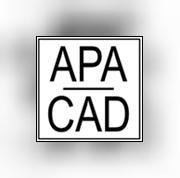 Logo représentant Apacad association pour la promotion et l'animation du centre d'agglomération de dunkerque