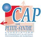 Logo représentant C.a.p petite synthe association des commercants de petite synthe
