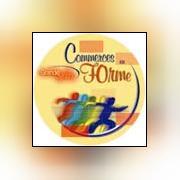 Logo représentant Commerces en forme association des commerçants et artisans de grande-synthe