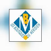 Logo représentant Les boutiques du meridien, association de commercants et artisans de malo-les-bains