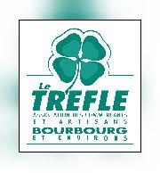 Logo représentant Le trefle, association de commercants et artisans de bourbourg et environs