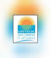 Logo représentant Uca association de commercants et artisans de ghyvelde