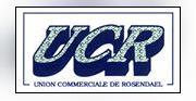 Logo représentant U.c.r. union commerciale de rosendaël