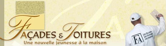 Logo repr�sentant Facades et toitures